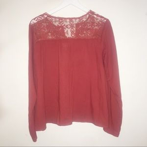 Old Navy Burnt Orange Top | L